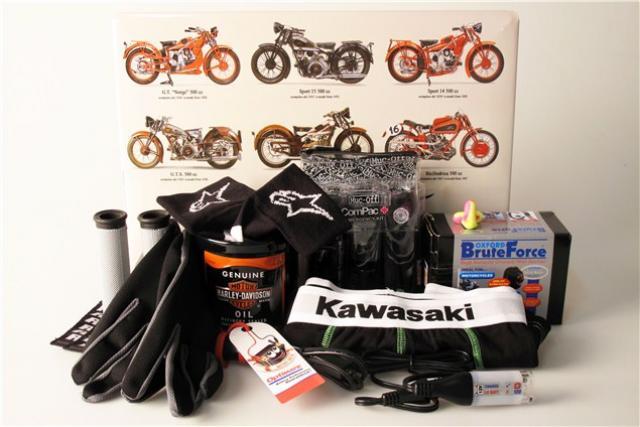 Biker Christmas.Christmas Biker Gifts Stocking Fillers Visordown