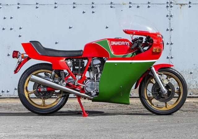 Bonhams Ducati Mike Hailwood