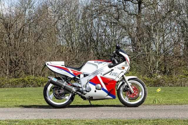 Bonhams Yamaha FZR600