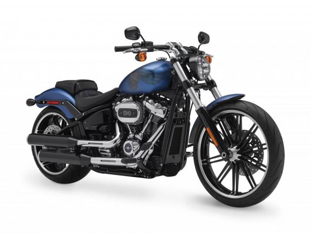 Harley-Davidson Breakout anniversary model