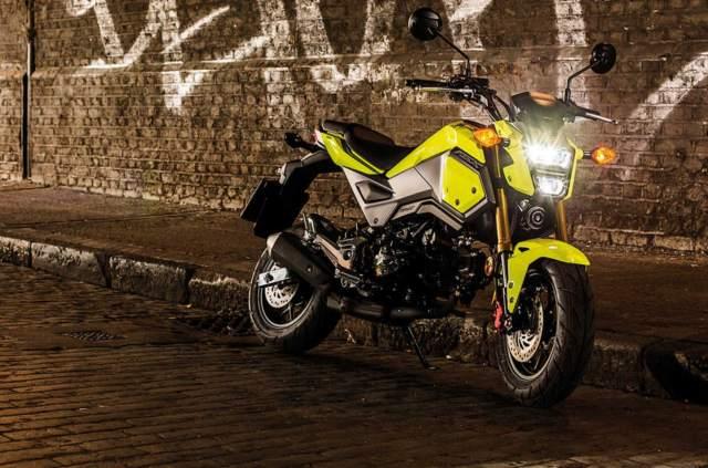 Honda MSX-125 Grom