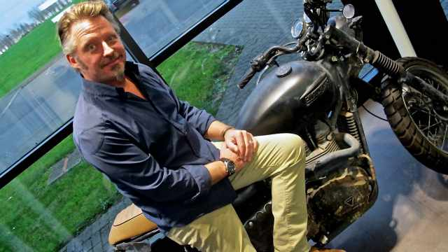 Charley Boorman Movember