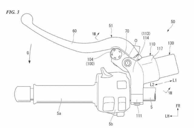 honda clutch patent