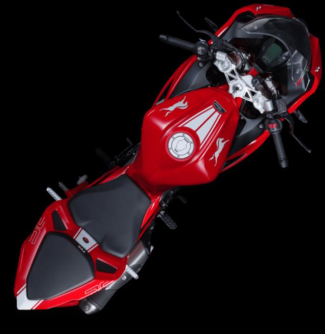 TVS Apache RR 310 unveiled