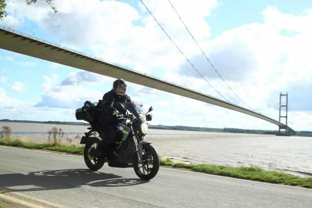 Curt Langan Zero Motorcycles