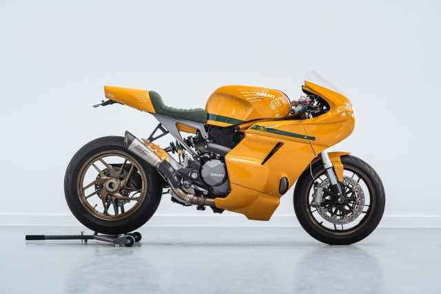 Debolex Ducati Monster 1200 db25