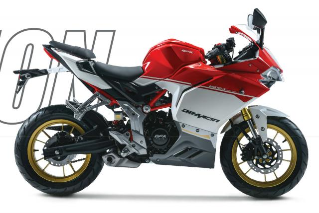 If Ducati made learner bikes