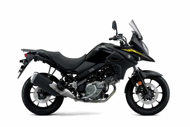 Suzuki V-Strom 650 black