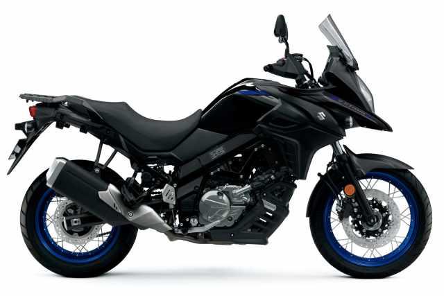 Suzuki V-Strom 650XT black