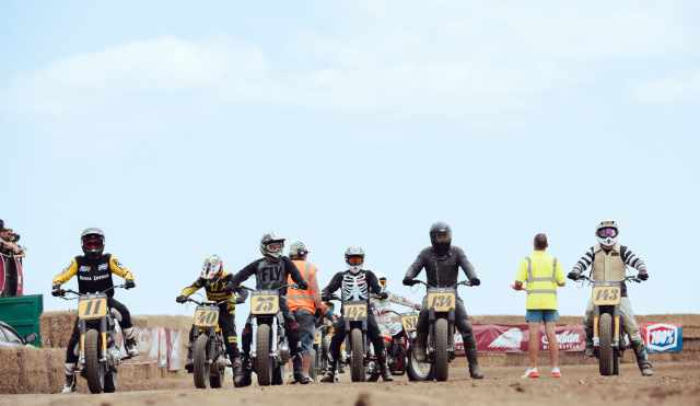 DTRA Round 2 Greenfields Dirt Track
