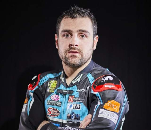 Michael Dunlop - Furygan