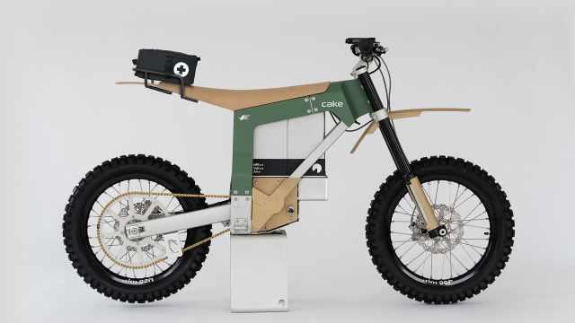 electric motorcycle Kalk