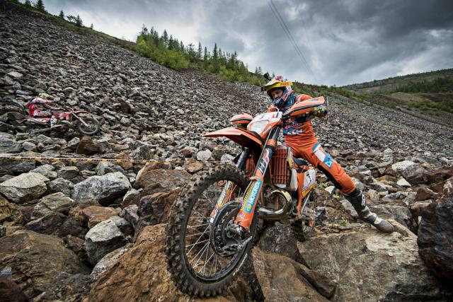 10 pictures that prove the Erzbergrodeo is the world's toughest enduro race