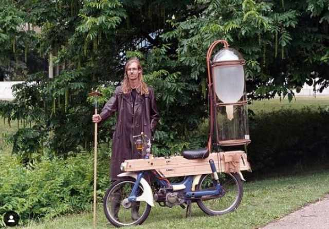 fart bike