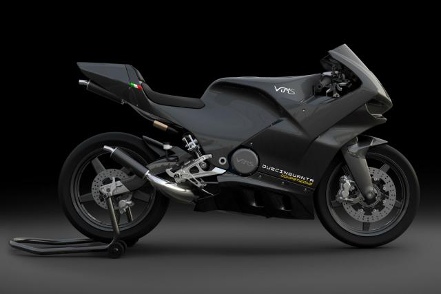 Miss two-stroke 250s? Don't worry, here's a new one: the Vins Duecinquanta.