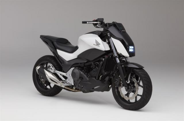 Honda Riding Assist Motorcycle