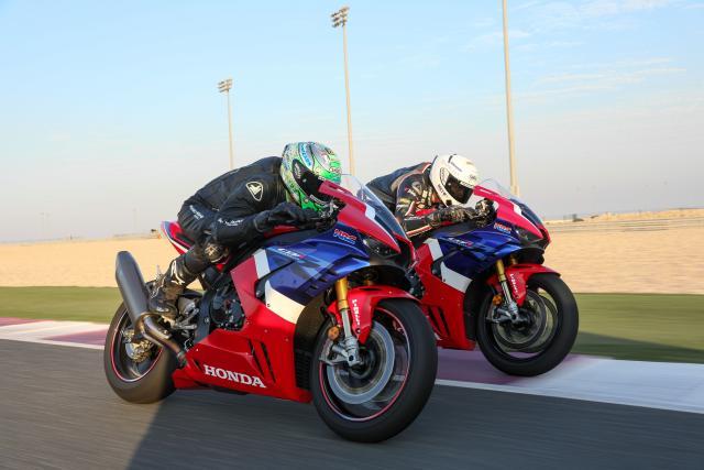 Glenn Irwin, Andrew Irwin - Honda Racing BSB
