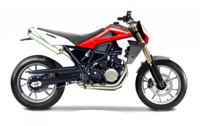 BMW sells Husqvarna Motorcycles