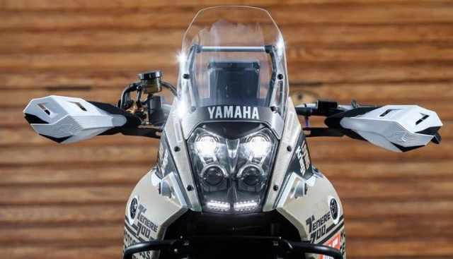 Yamaha Tenere 700 - Pol Tarres