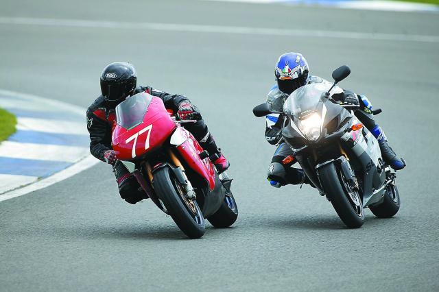 Mackenzie's top tips for trackday confidence