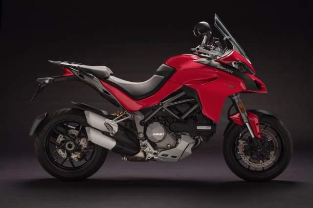 New Ducati Multistrada 1260 revealed at EICMA