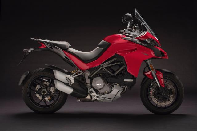 Ducati announces prices of 2018 Multistrada range