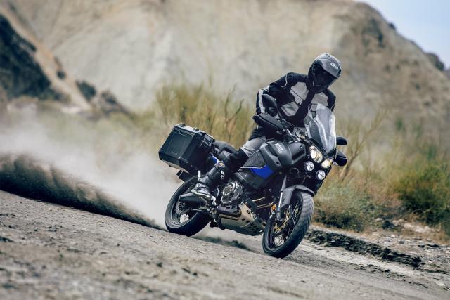 2018 Yamaha XT1200ZE Super Ténéré Raid Edition unveiled