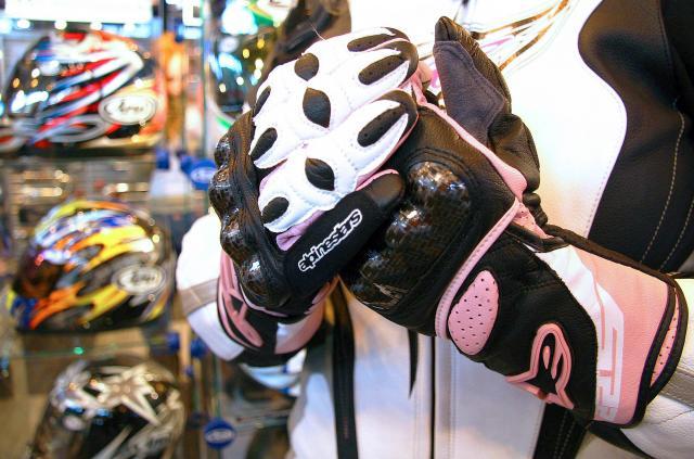 New: Alpinestars Stella SP-2 Glove
