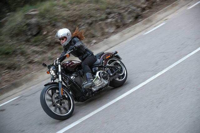 Female bikers to unite in worldwide relay