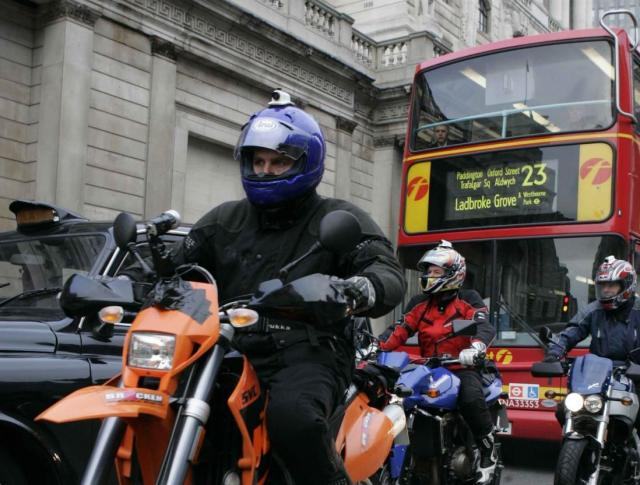 Mayor rejects London Congestion zone extension plans