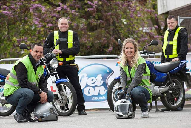 Get On drives 12,940 motorcycle sales