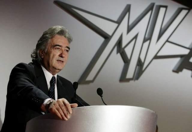 Claudio Castiglioni, MV Agusta saviour, dies aged 63