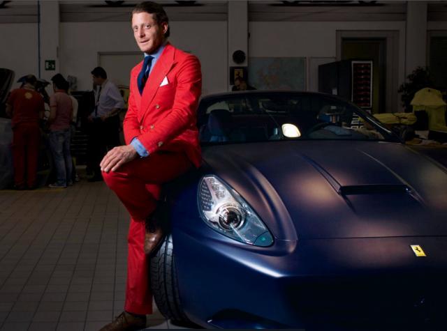 Fiat heir considering Ducati bid