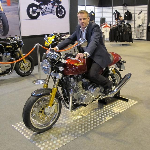 Interview: Norton CEO, Stuart Garner