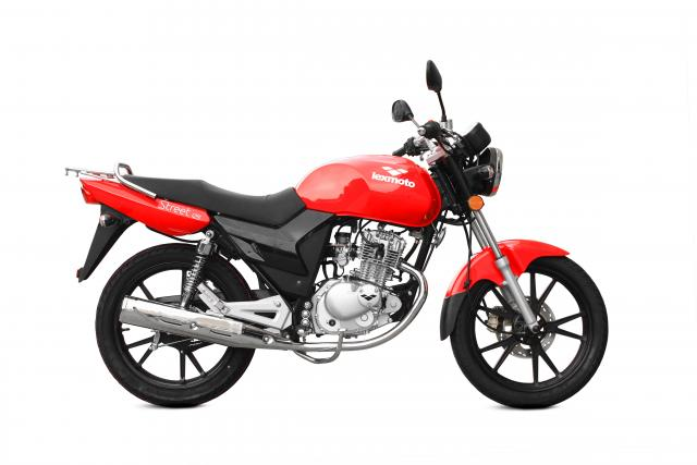 Chinese motorcycle sales on the rise