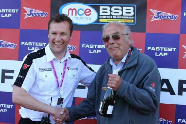 New Year's Honours for bikers