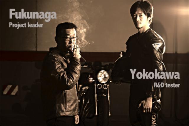 The men behind the Honda CB1100