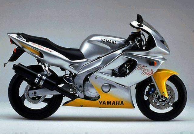 Yamaha tops UK's stolen motorcycles list
