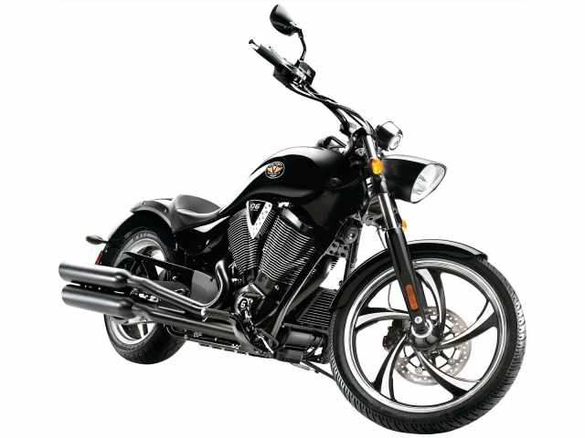 Victory Motorcycles target India