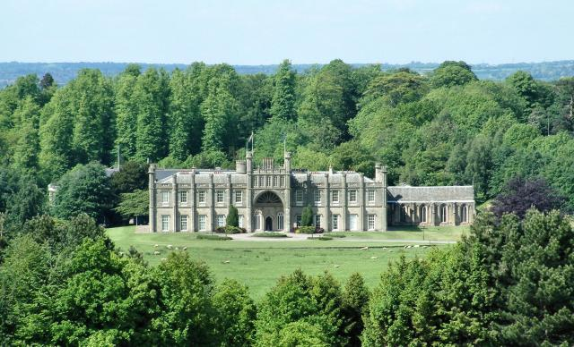 Norton moving to stately home