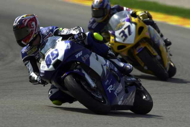Advanced Riding Course: Trackday riding etiquette