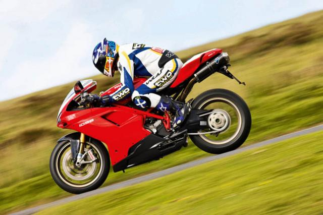 Advanced Riding Course: Ride Fast