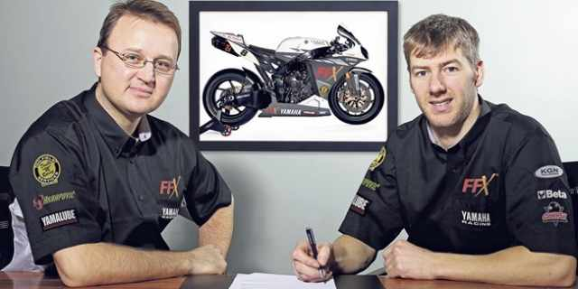 Hutchinson signs with new BSB team FFX Yamaha