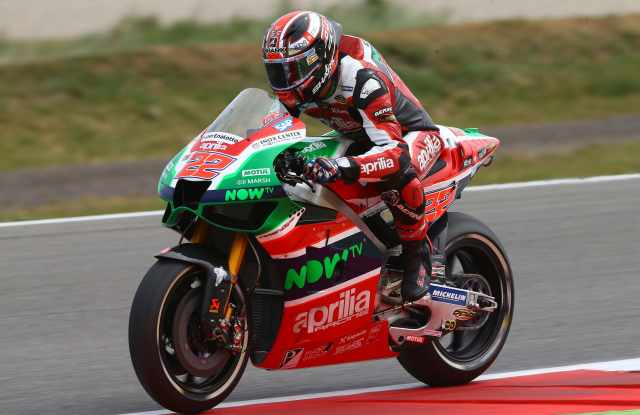 Sam Lowes - Aprilia Racing MotoGP