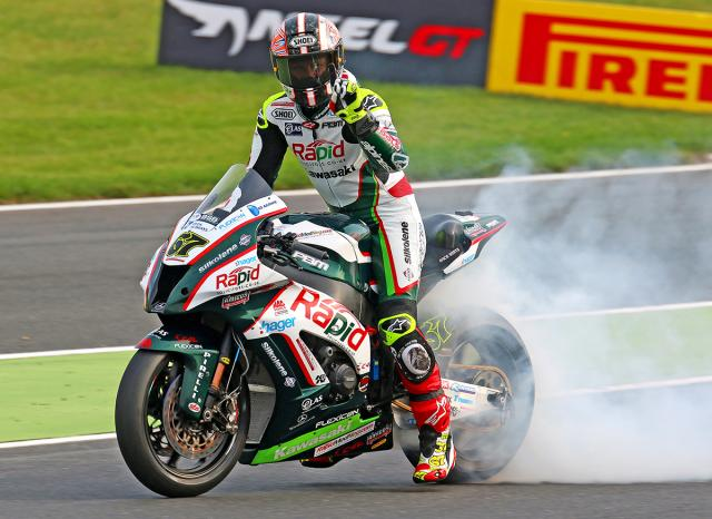 BSB 2014: Oulton Park Race 1 results