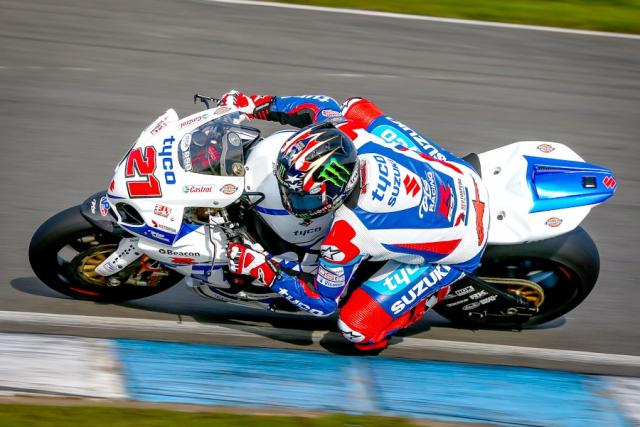 Tyco Suzuki disappointed with BSB results so far