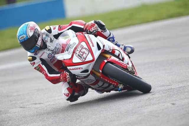 Simon Andrews critical after NW200 crash