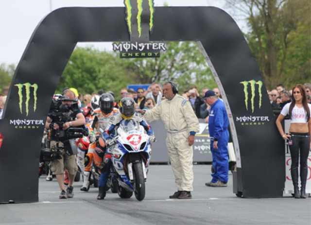 IOMTT: Wednesday's practice cut short