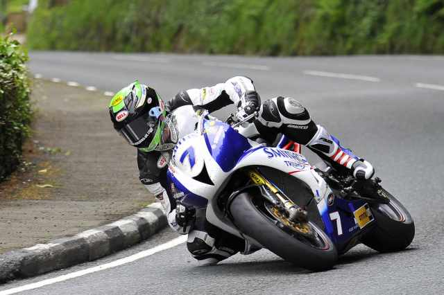 IOMTT: Supersport race 1 results