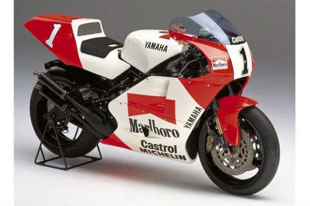 Bruce Anstey to ride YZR500 GP bike at Classic TT